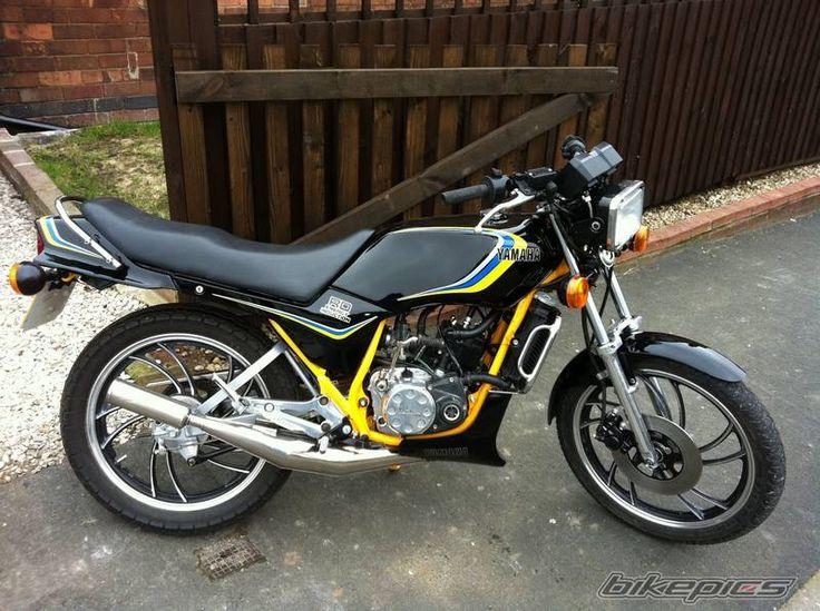 1984 Yamaha RD 125