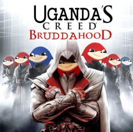 Ugandan's Creed: Bruddahoh: The MovoM