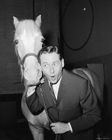 Mister Ed the talking horse with Alan Young
