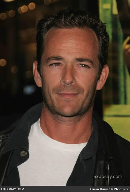 Image detail for -Luke Perry - Domino Los Angeles Premiere - Arrivals