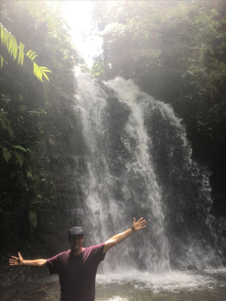 Sliver Creek Waterfall