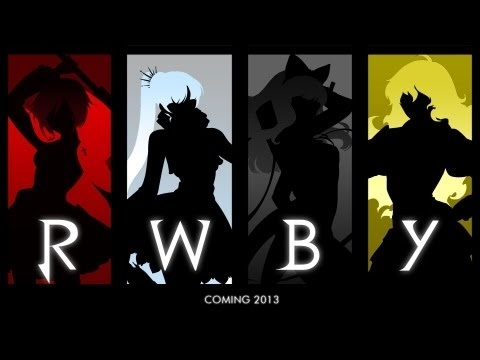 """RWBY """"Red"""" Trailer by Rooster Teeth. Can't wait for this to come out!!!"""
