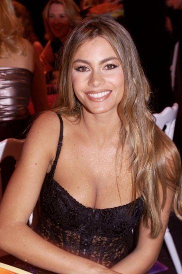 sophia vergara blonde 2000