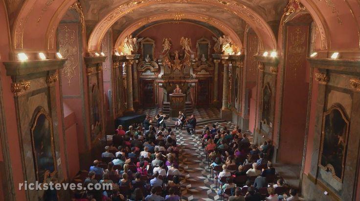 Prague, Czech Republic: City of Music