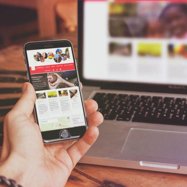 Conception du site web de l'association EUL - Jeunesse protestante. Refonte de la charte graphique en amont et mise en ligne d'une solution WordPress pour l'équipe d'animation et dirigeante afin de relancer une dynamique web en lien avec différents projets de communication auprès des adhérents, salariés, élus et usagers de la structure.