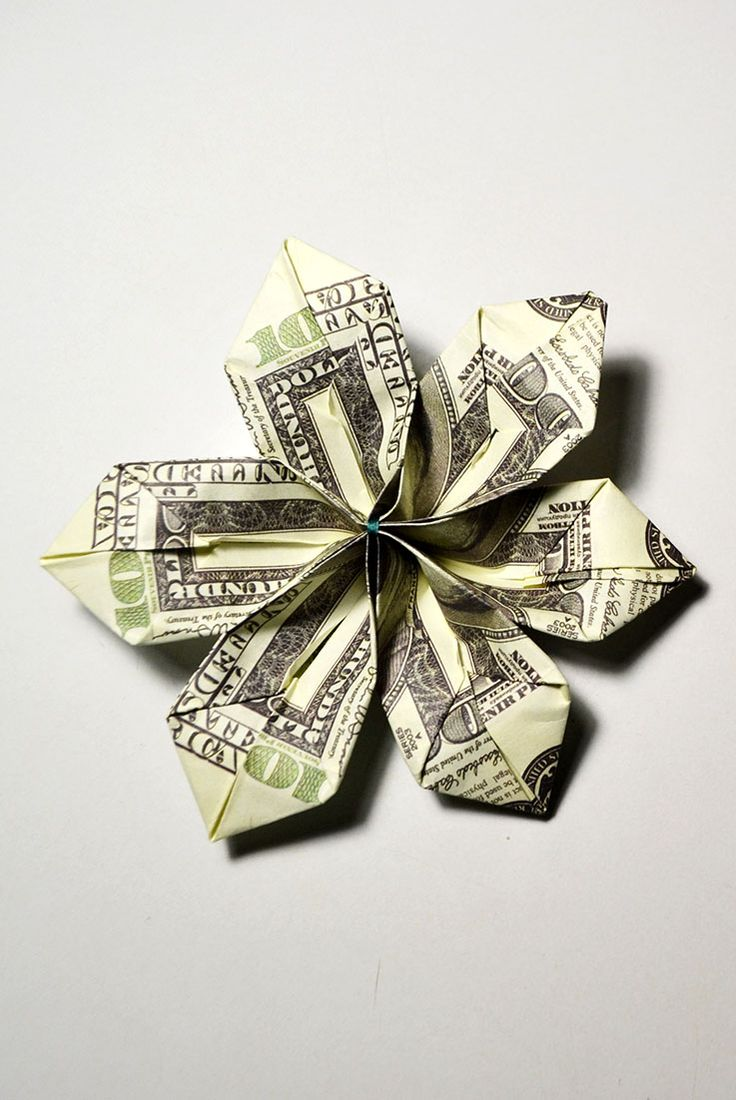14 best happy birthday gift ideas images on pinterest easy dollar money flower origami tutorial diy bills gift paper how to make money flower quickly and easily easy this video shows step by step how to make jeuxipadfo Images