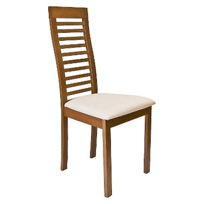 Aeon Denver Beechwood Dining Chair   Set Of 2