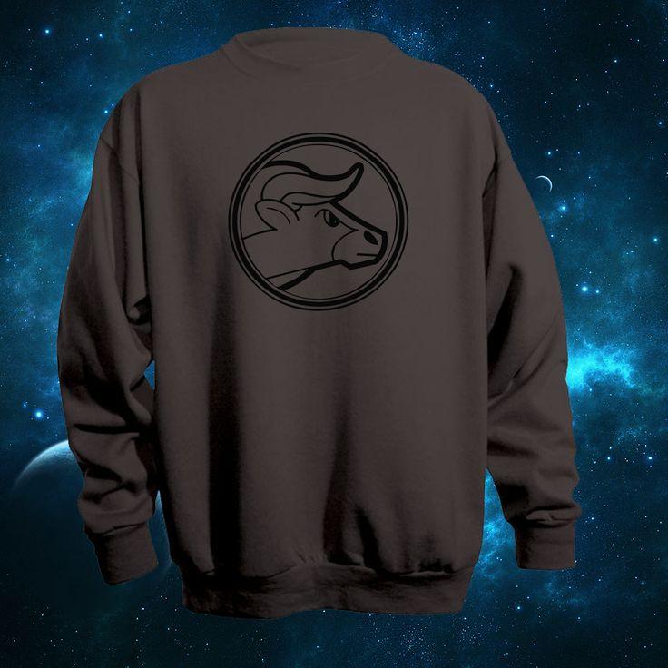Taurus sweatshirt in sale.