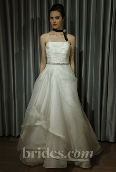 Brides: Alyne 'Marie' - Fall 2013 | Bridal Runway Shows | Wedding Dresses and Style | Brides.com
