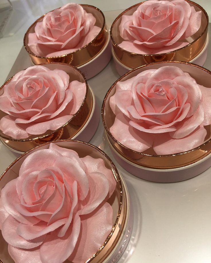 #lancome rose face powder : highlighter 10098 yen