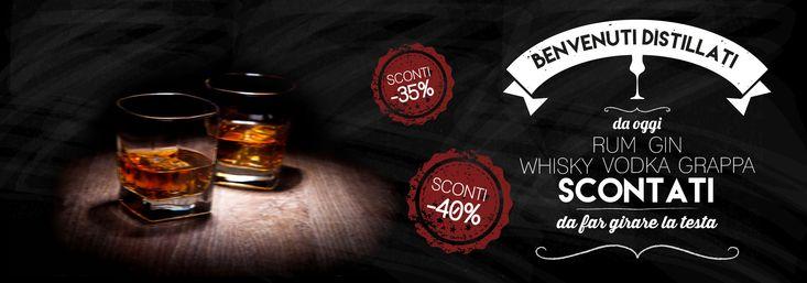 Scopri i migliori Whisky da bere da soli o in compagnia.  http://www.italiandiwine.it/whisky.html