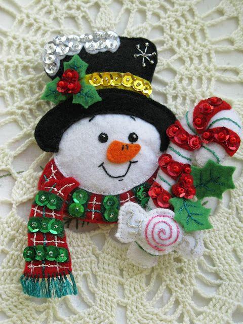 Ванильные мечты: Завершение СП Candy Snowman + Пряничный домик