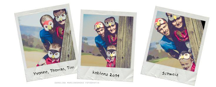 Karolina Marcinkowska Fotografie: familien comic book - yvonne, thomas und tim