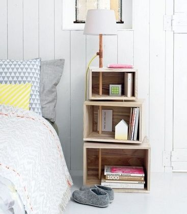 15 best Nightstand images on Pinterest | Night stands, Night table ...