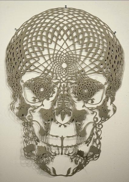 Hunter Stabler, Paper art