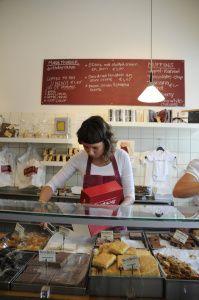 Koekela in Rotterdam Homemade Cake - Cookies - Muffins - Sit and enjoy! - Try the lemon meringue pie! http://www.koekela.nl/en/