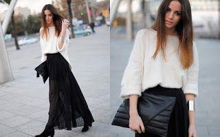 Artículos Morados: El nuevo concepto de las faldas