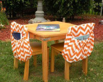 VALUE Chair Pockets Teacher Classroom by CoffeeKidsNDolls on Etsy