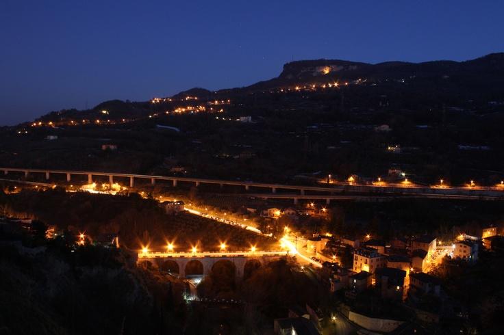 Ascoli By Night