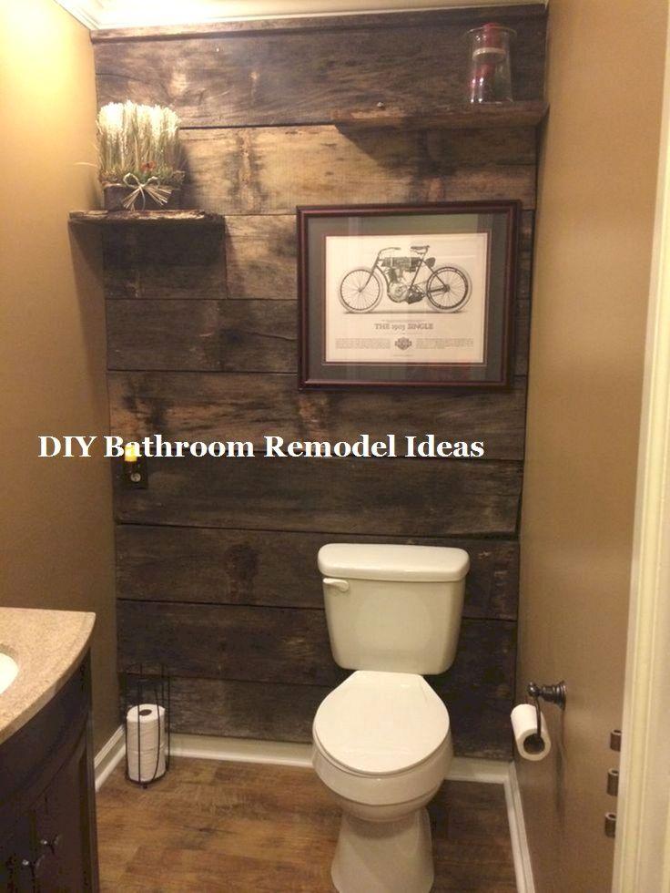 14 Sehr Kreative Diy Ideen Fur Das Badezimmer 2 Badezimmer Rustikale Bader Badezimmer Dekor