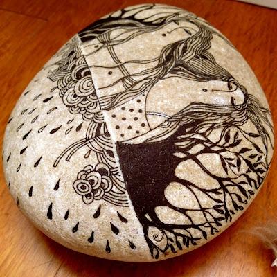 rocks by Olga Sugden