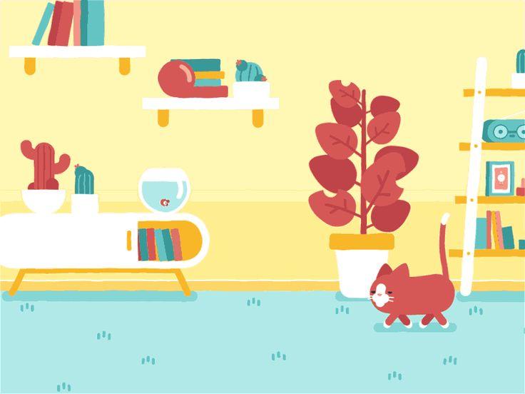 Funniest animated GIFs of the week #9 — Muzli -Design Inspiration — Medium