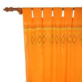 Sari Curtain Panel