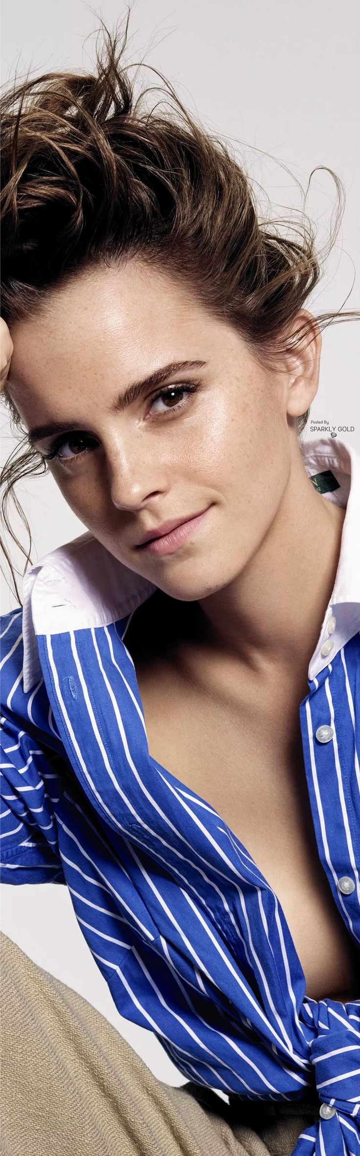 Emma Watson/Elle UK March 17