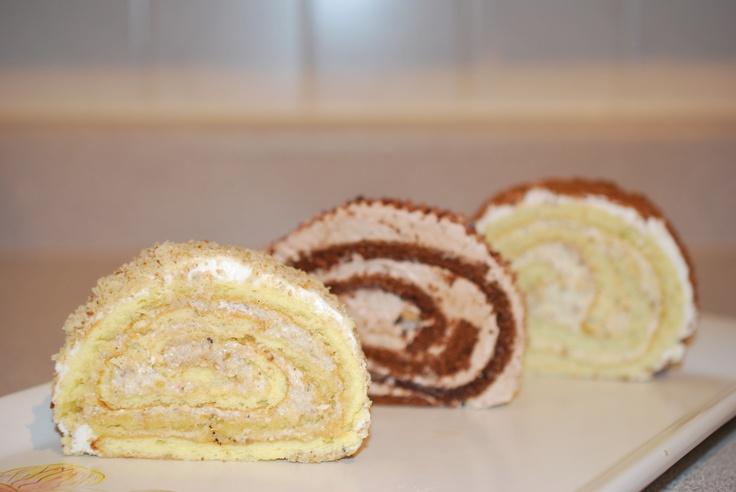 Dessert Rolls   http://www.jadrankapastries.com/