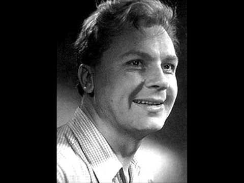 Владимир Трошин - Подмосковные вечера - 1956