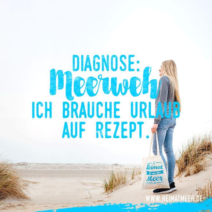 Diagnose Meerweh. Rezept & Meer gibt's hier >>