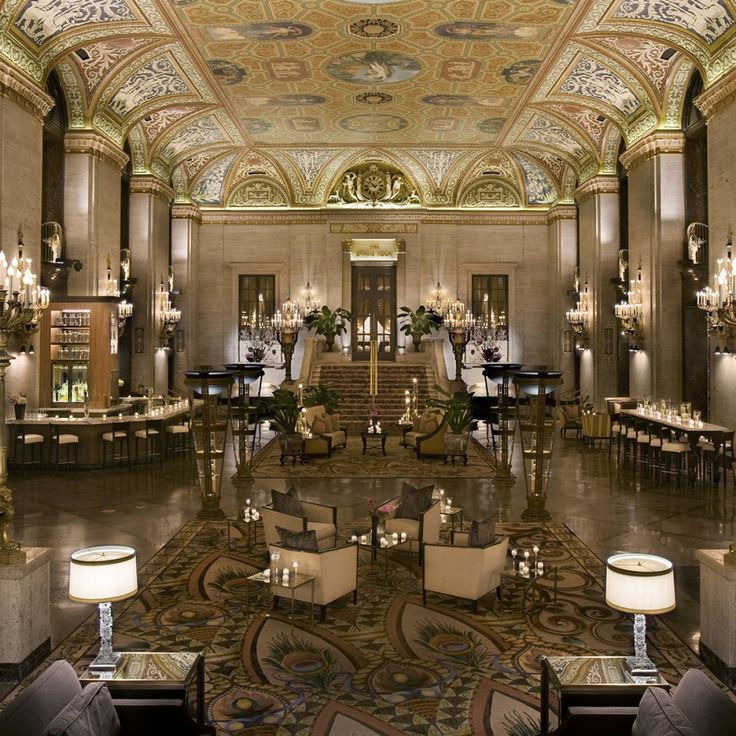 The Palmer House · Sites · Open House Chicago
