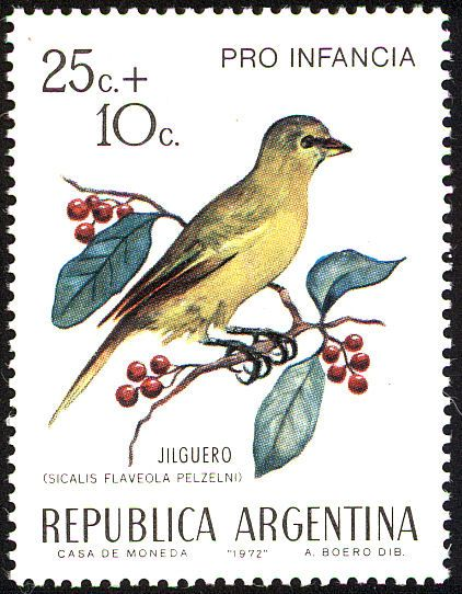 Saffron Finch stamps - mainly images - gallery format