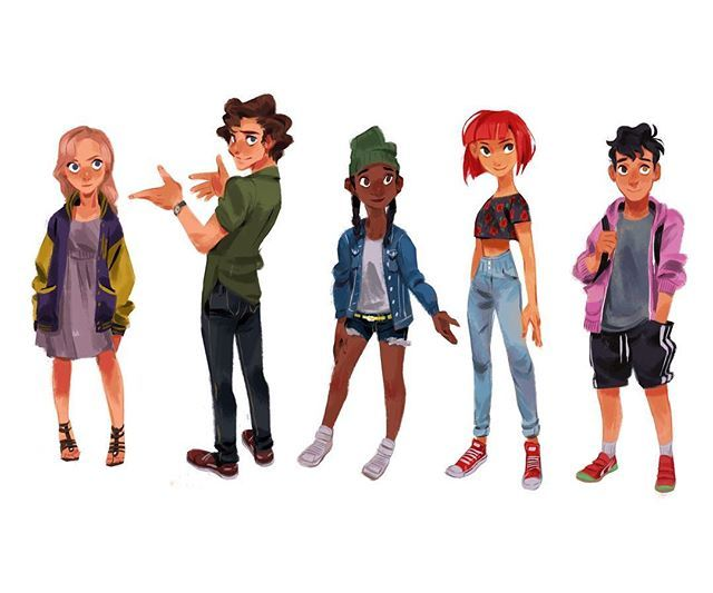Character Design Group : Best images about character design on pinterest