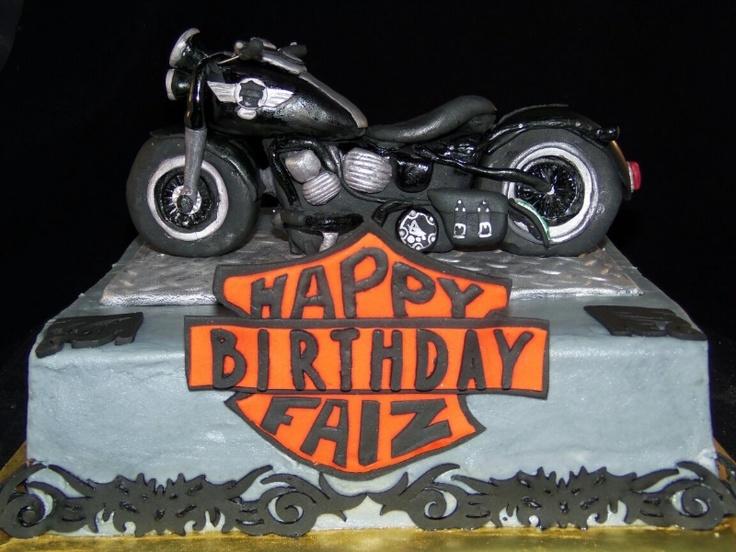 Edible Cake Images Harley Davidson : 17 Best images about Harley Davidson cakes on Pinterest ...