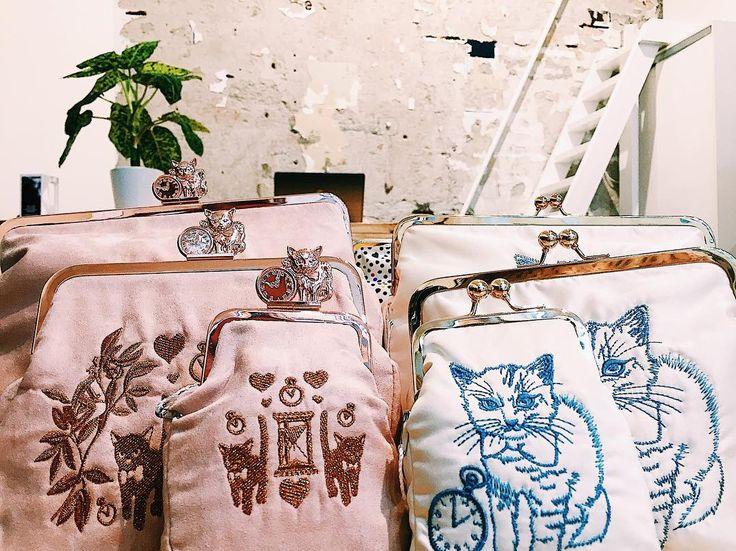 Cool kittens from Helsinki – Ivana Helsinki products // The Moomincats Blog