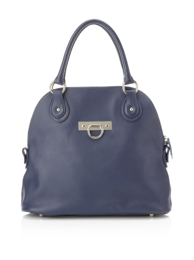Francoise Leather Dr. Satchel