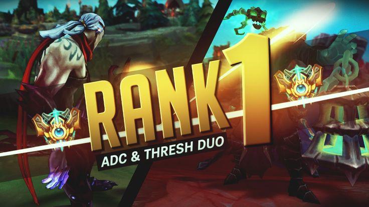 Doublelift- Rank 1 Adc Duos /W Rank 1 Thresh #2 https://www.youtube.com/watch?v=JC5iU2D5HXg #games #LeagueOfLegends #esports #lol #riot #Worlds #gaming
