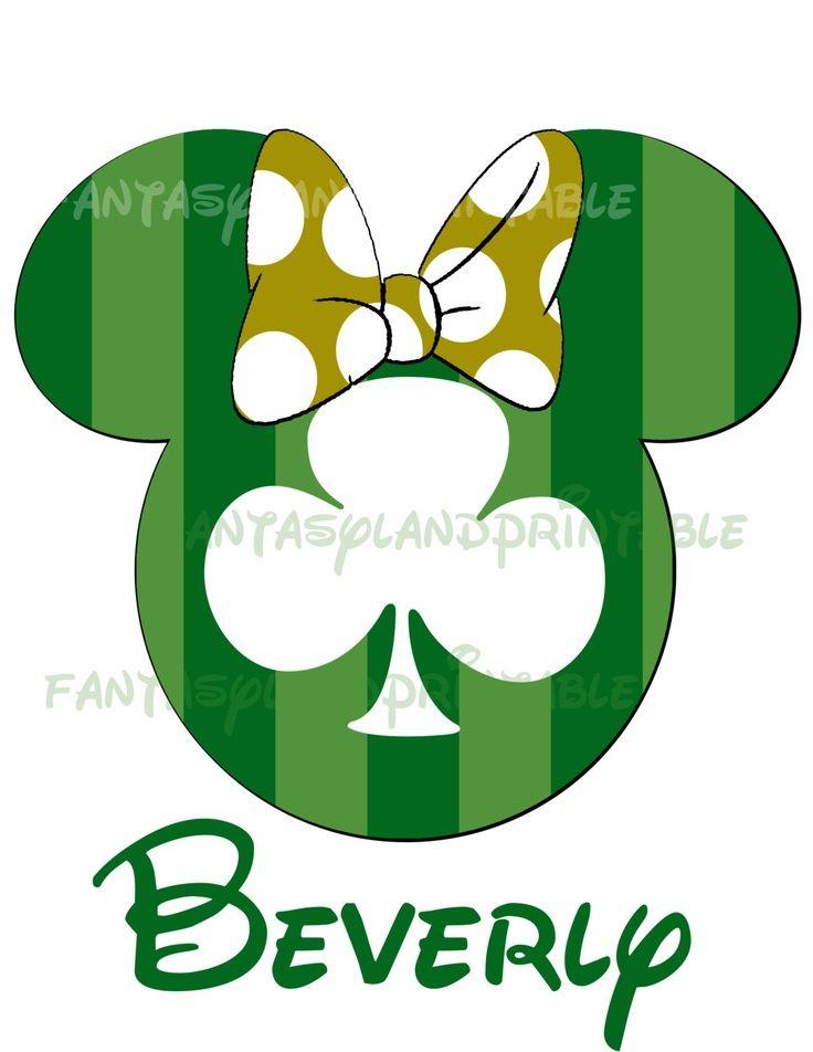 19 best disney st patrick day images on pinterest st - Disney st patricks day images ...