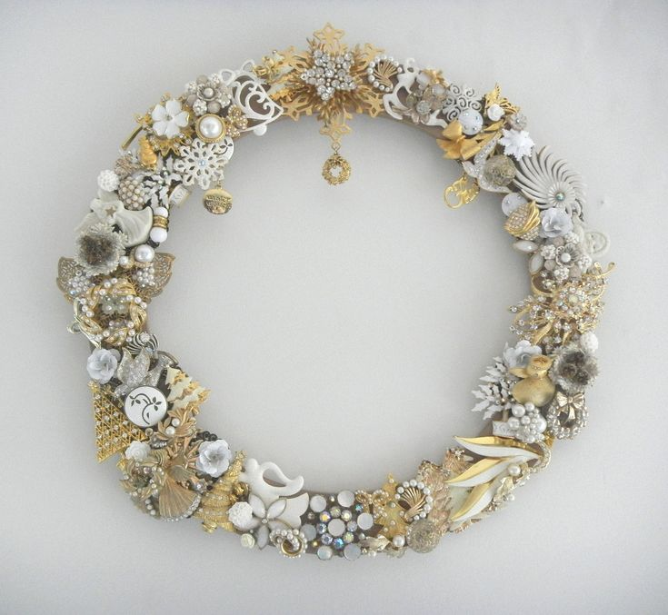 Craft Ideas For Costume Jewelry And Yarn