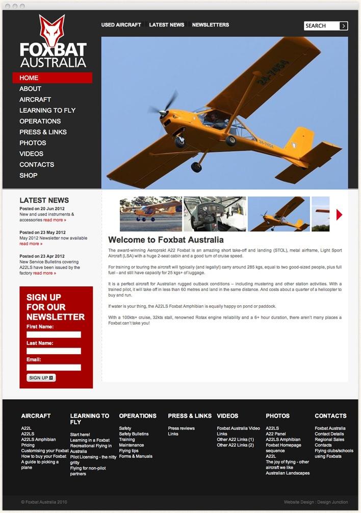 Foxbat Australia is the exclusive Australian distributor for the Aeroprakt A22 Foxbat Aircraft, Recreational Aircrafts, Light Sport Aircraft (LSA) and Ultra Light Planes.