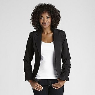business casual blazer for the office  professional dress