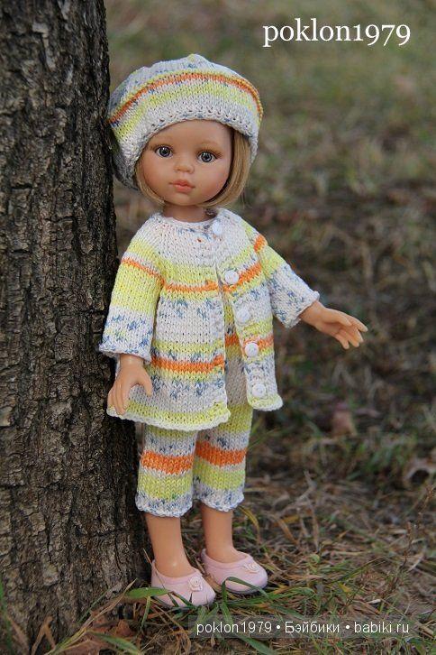 """""""Лето, лето, ты какого цвета?"""" Игровые куклы Паола Рейна 32 см / Одежда и обувь для кукол - своими руками и не только / Бэйбики. Куклы фото. Одежда для кукол"""