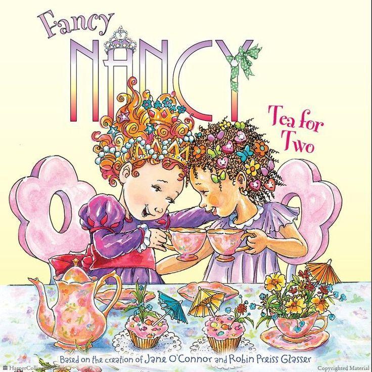 28 best Fancy Nancy Picture Books images on Pinterest | Books ...