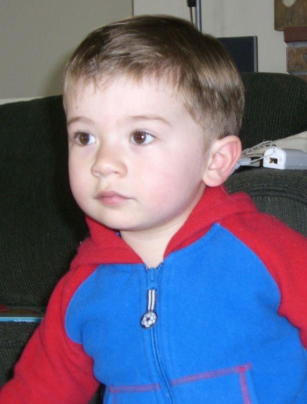 Toddler Boy Hair Styles