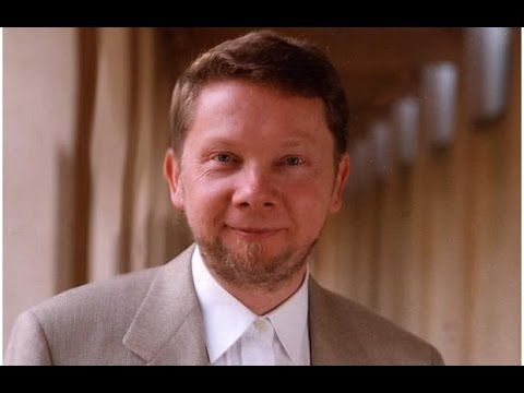 Eckhart Tolle transforming suffering into enlightenment - YouTube