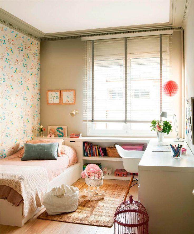 17 mejores ideas sobre papel pintado dormitorio en for Papel pintado para dormitorio juvenil