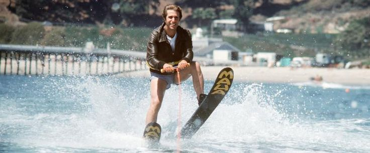 "Jump the Shark is a pop culture reference to an episode of Happy Days where ""The Fonze"" was waterskiing and jumped over a shark. It was such a terrible episode that it marked the beginning of the end of the show."
