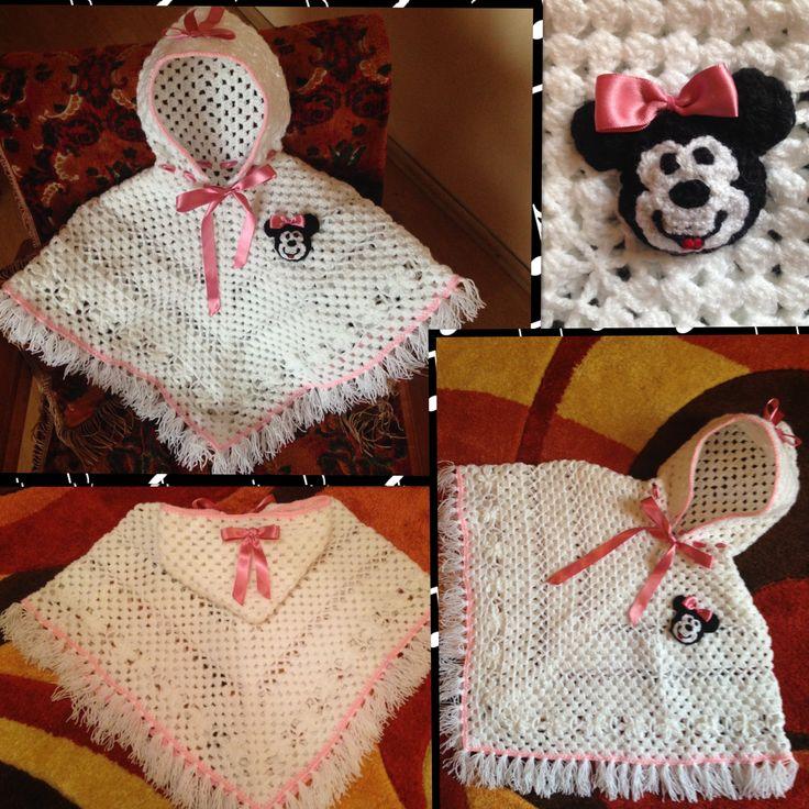 #poncho#girls crochet poncho, poncho crosetat,cu gluga pentru fetițe #kizponcho