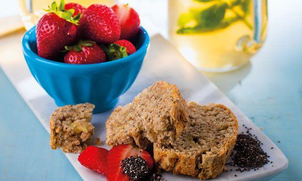 Um lanche apetitoso, saudável e nutritivo, perfeito para começar as manhãs com a moral em alta!